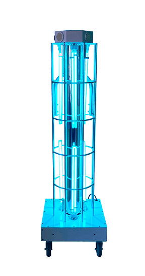 UVC Germicidal Light Tower