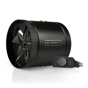 Raxial S8 Booster Fan with speed control