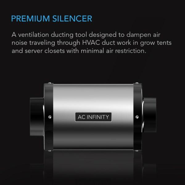 Premium Duct Silencer