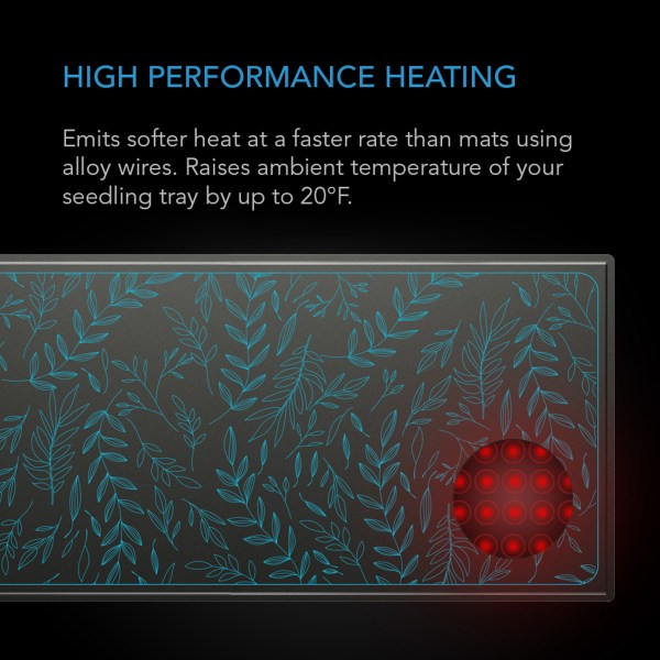 high performance heating