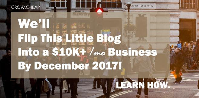 $10K CHALLENGE IS NOW ON! #Blogging #10KChallenge