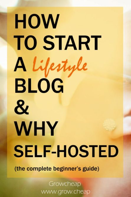 How To Start A Successful Blog For Absolute Beginners #Blogging #Content #Lifestyle
