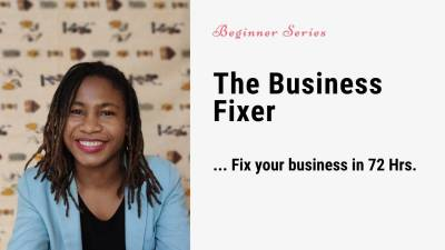 The Business Fixer Course Thumbnail