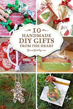 10 Handmade Gifts From The Heart