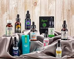 CBD product examples