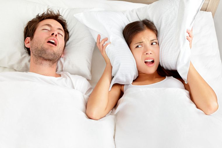 How to Stop Snoring Tips to sleep better for you and your partner
