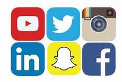 Social media blogging niche