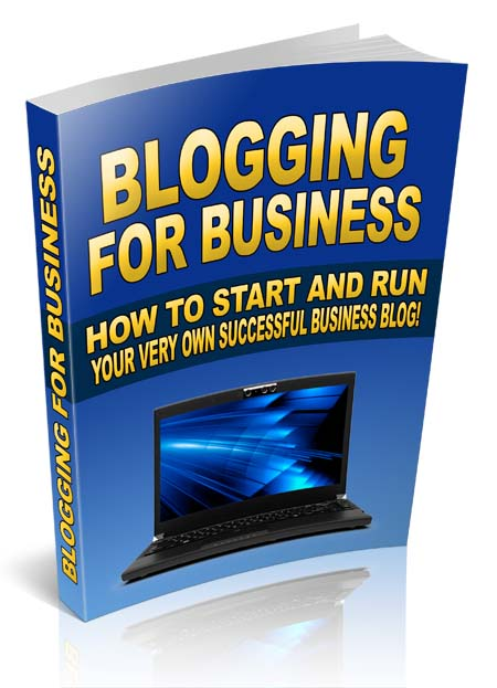 blogging business image
