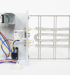 ideal air electric heat strip without circuit breaker 5 kw 208 230 volt direct from growers house [ 1200 x 800 Pixel ]
