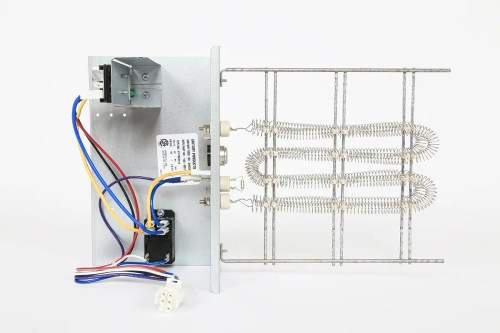 small resolution of ideal air electric heat strip without circuit breaker 5 kw 208 230 volt direct from growers house