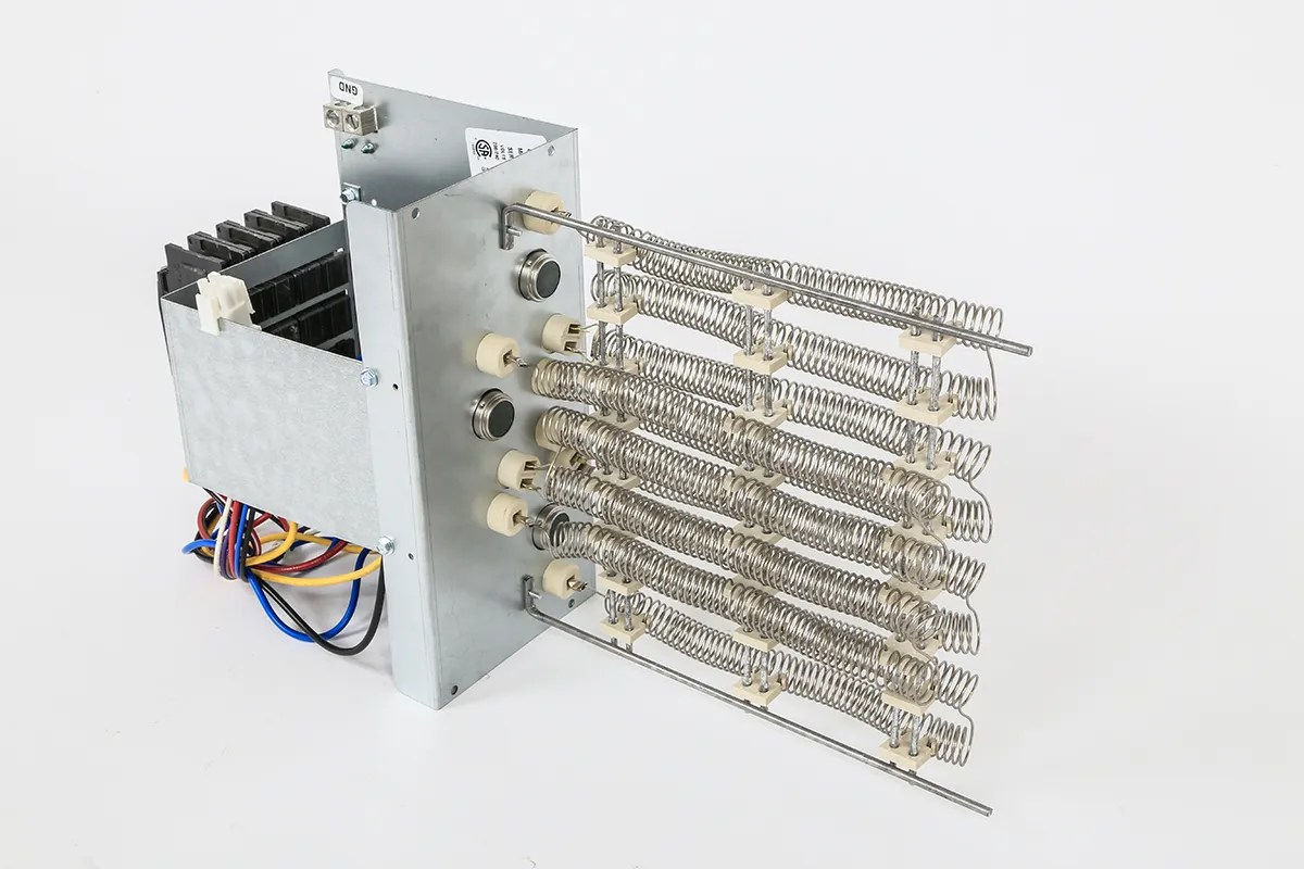 hight resolution of ideal air electric heat strip w circuit breaker 15 kw 208 230 volt direct from growers house