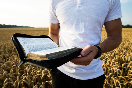 Discipleship Devotional Study Guide - God's Word - Deuteronomy 8:3 - Live On Every Word That Comes From God - Growing As Disciples