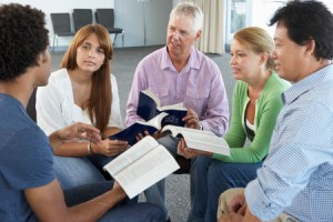 Discipleship Study - Guidance - Galatians 5:16-18 - Live By The Spirit - Growing As Disciples