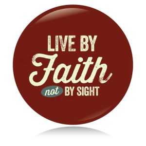 Discipleship Devotional Study Guide - Faith - 2 Corinthians 5:7 - Not By Sight - Growing As Disciples
