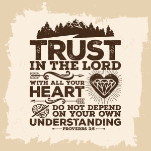 Discipleship Devotional Study Guide - Discipleship - Proverbs 3:5-8 - Trust In The Lord - Growing As Disciples