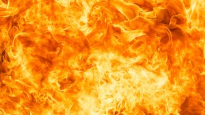 Discipleship Devotional Study Guide - Miracles - Daniel 3:24-25 - Walking Around In The Fire - Growing As Disciples