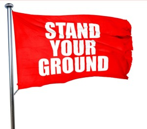 Discipleship Devotional Study Guide - Spiritual Warfare - Ephesians 6:13-14 - Stand Your Ground - Growing As Disciples
