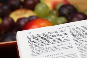 Discipleship Devotional Study Guide - Holy Spirit - Galatians 5:22-25 - Fruit Of The Spirit - Growing As Disciples