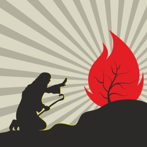 Discipleship Devotional Study Guide - Miracles - Exodus 3:1-3 - Appeared To Him In Flames - Growing As Disciples