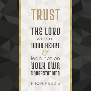 Discipleship Devotional Study Guide - Promises - Proverbs 3:5-8 - Trust In The Lord - Growing As Disciples