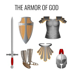 Discipleship Devotional Study Guide - Promises - Day 261- Ephesians 6:10-13 - Put On All Of God's Armor - Growing As Disciples