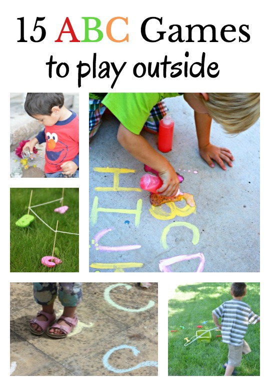 Games Play Outside
