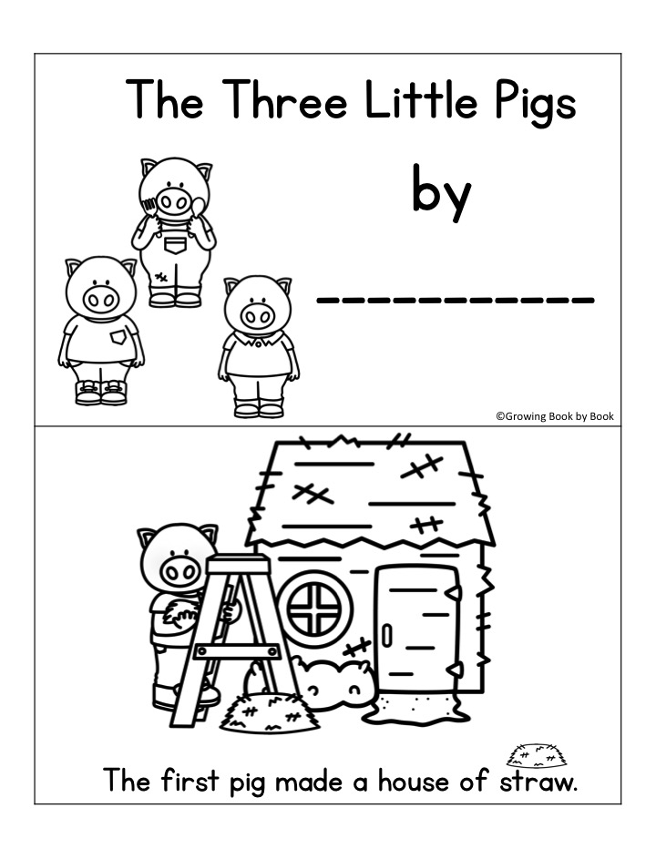 Engaging and Fun Three Little Pigs Activities