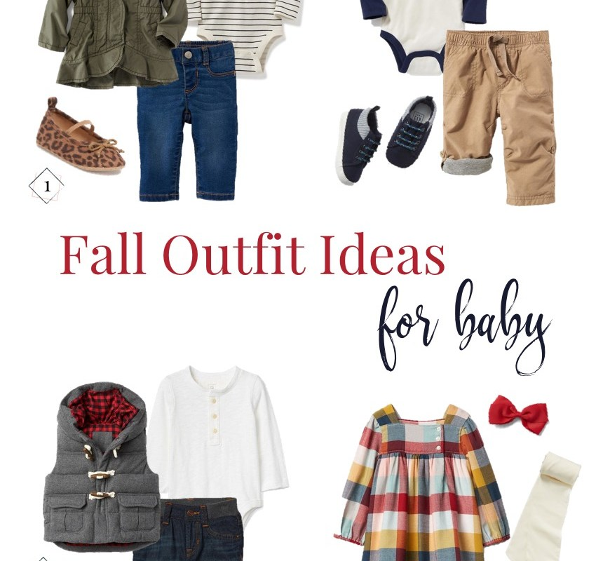 Fall Favorites ||  Baby Style