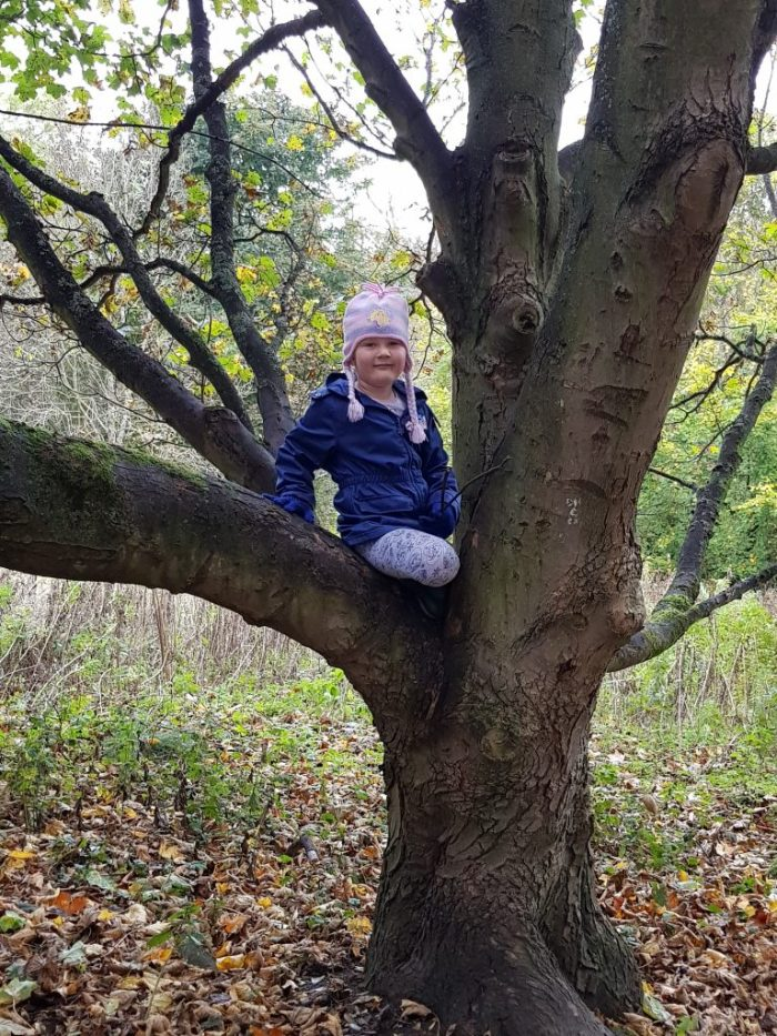 connecting kids with nature