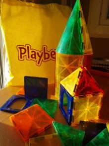Why We Love Playbees Magnetic Tiles