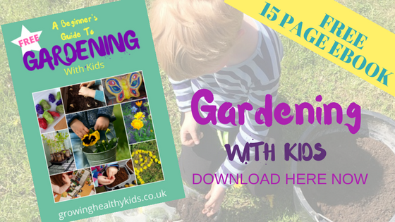 A Beginner's Guide To Gardening With Kids