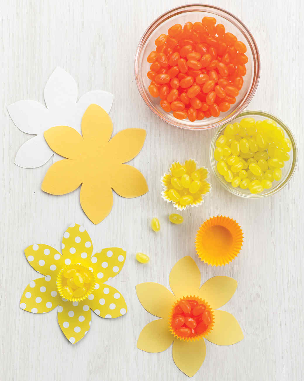 Quick And Easy Daffodil Crafts For Kids