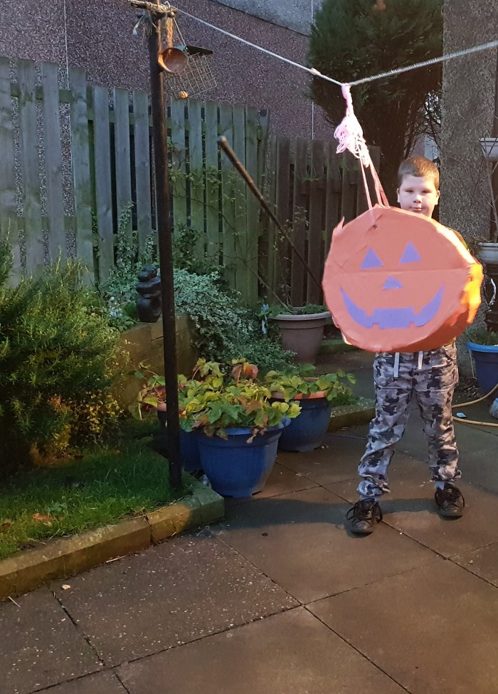 Pinatas are fantastic halloween fun. Halloween Activities For Toddlers. Perfect learning activities and craft ideas from baby to toddler. Full of sensory play and great practise for motor skills and lots of fun. There's even a few free printables.