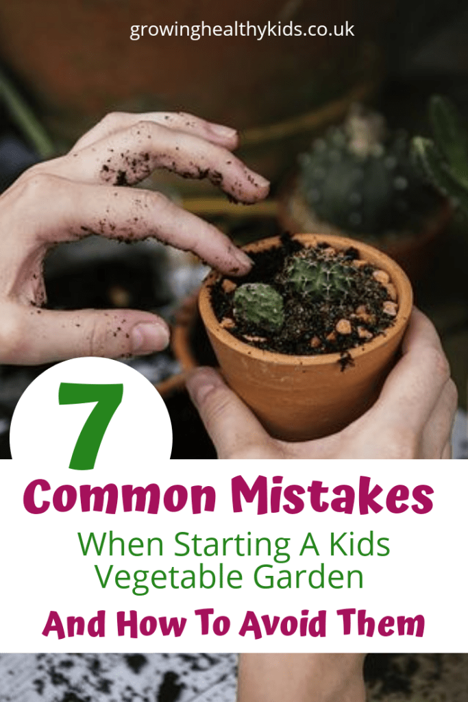 Beginner tips and tricks for starting a vegetable garden with kids