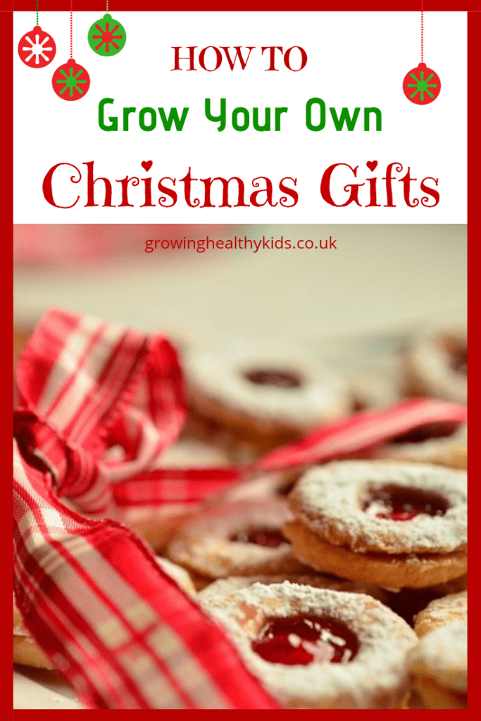 Growing your own christmas gifts is so easy. A little planning is all you need to have beautiful gifts to give your loved ones.