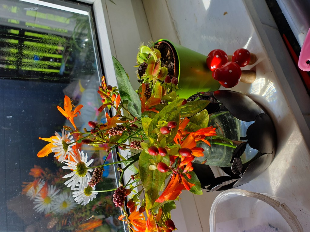Get kids to pickflowers asdead heading and use them in vases, press them or  make something. Fun gardening chores for kids