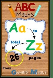 ABC Maths Pin