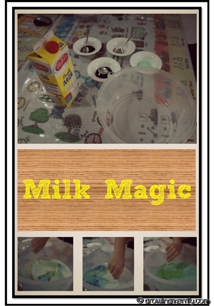 Milk Magic