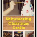 Shimmering Christmas Crafts