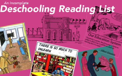 Deschooling Reading List