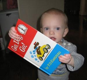 Littlest's new favorite book