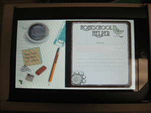 Homeschool Helper on Nook
