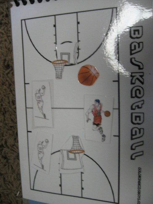 DIY Reusable Sticker books | toddler activities | travel activities