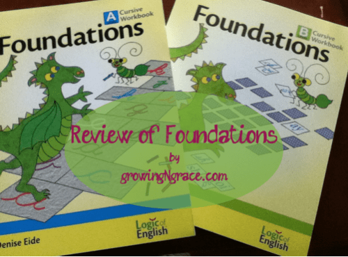 Logic of English Foundations review