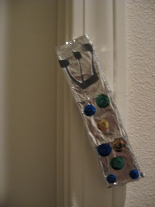 Mezuzah craft