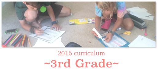 3rd grade homeschool curriculum | homeschooling dyslexia