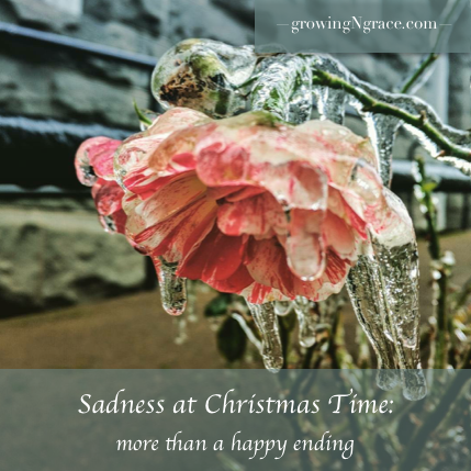 sadness at Christmas time | Christmas depression | Christmas hope