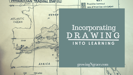 hands-on learning | ADHD | incorporating drawing into learning