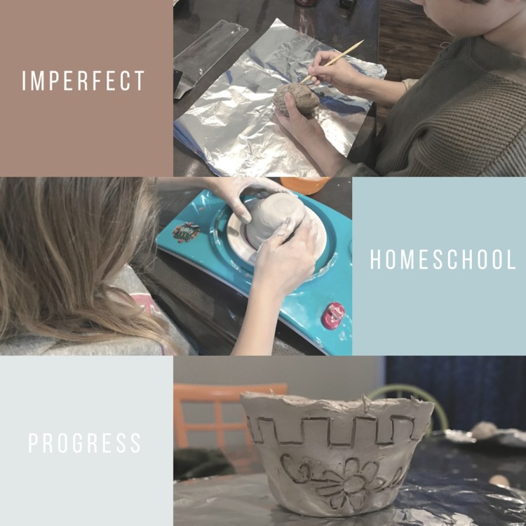 not homeschool-fail | imperfect homeschool progress