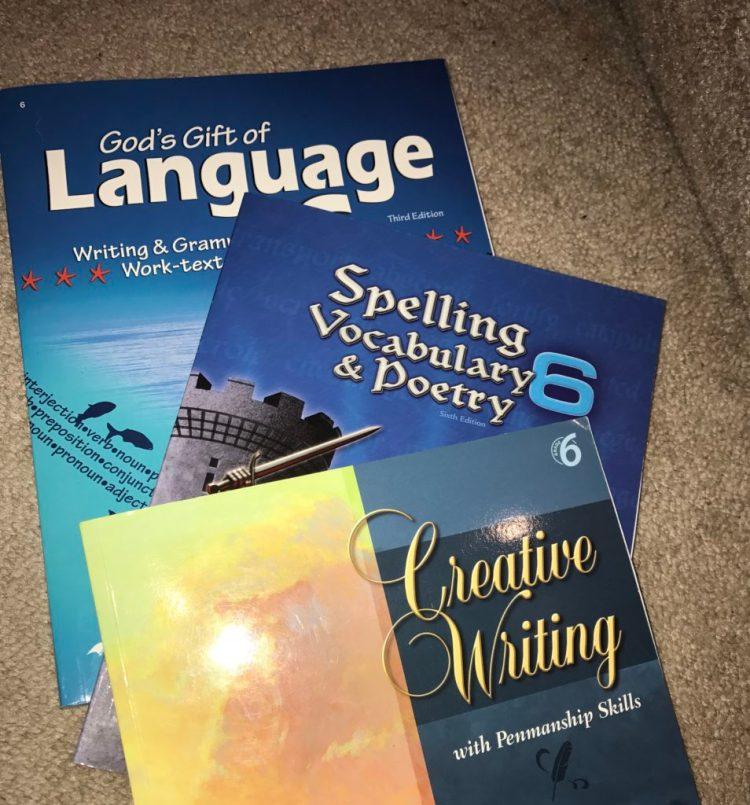 homeschool curriculum for 6th grade | Abeka Book